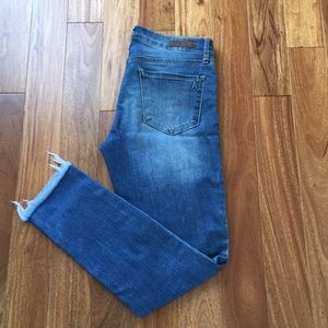 Articles of Society - Carly Crop Skinny Jeans - 25